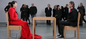 The Artist is Present - Marina Abramovic