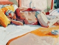"""Room 219"" 9x12"" Oil on Canvas"